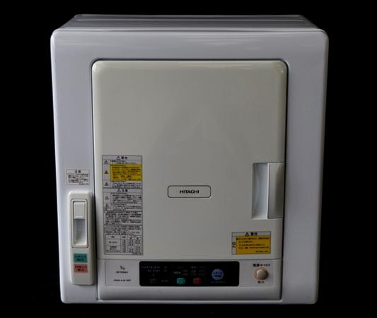 【中古】 HITACHI 日立 DE-N50WV W 衣類乾燥機 ピュアホワイト 【大型】 F3737647