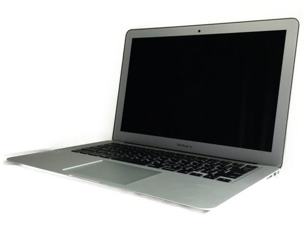 【中古】 Apple アップル MacBook Air MMGF2J/A ノートPC 13.3型 Early 2015 i5 5250U 1.60GHz 8GB SSD128GB Mojave 10.14 T3621016