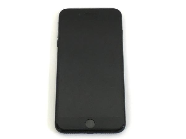 【中古】 Apple アップル iPhone 7 Plus MN6L2J/A au 256GB 5.5型 ブラック スマートフォン T3785837