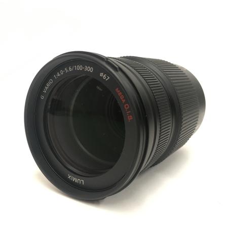 人気特価激安 【】 Panasonic パナソニック LUMIX ルミックス G VARIO 100-300mm F4.0-5.6 MEGA O.I.S H-FS100300 カメラ レンズ ズーム 超望遠 T3957655, ブレゲカメラ 90a665e1