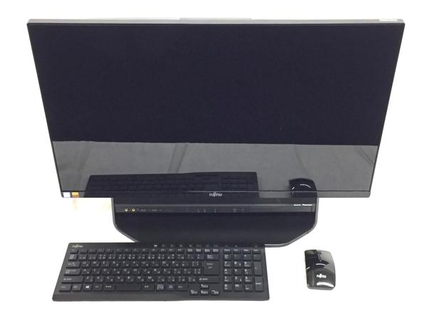 【残りわずか】 【】 FUJITSU FMV ESPRIMO FH90/B2 FMVF90B2B 27型 液晶一体型 デスクトップ パソコン PC i7 7700HQ 2.8GHz 8GB HDD3TB Win10 Home 64bit オーシャンブラック T3187025, 職人の匠 1df931f4