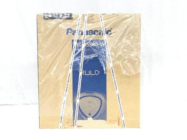 未使用 【中古】 Panasonic RULO MC-RS300-W ルーロ お掃除 ロボット 掃除機 クリーナー 家電 ホワイト 未使用 未開封 S5107904