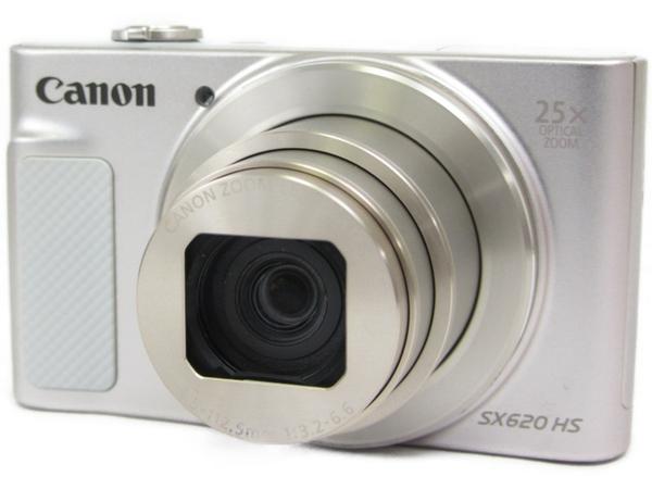 【中古】 Canon キヤノン PowerShot SX620 HS デジタルカメラ コンデジ N3872926