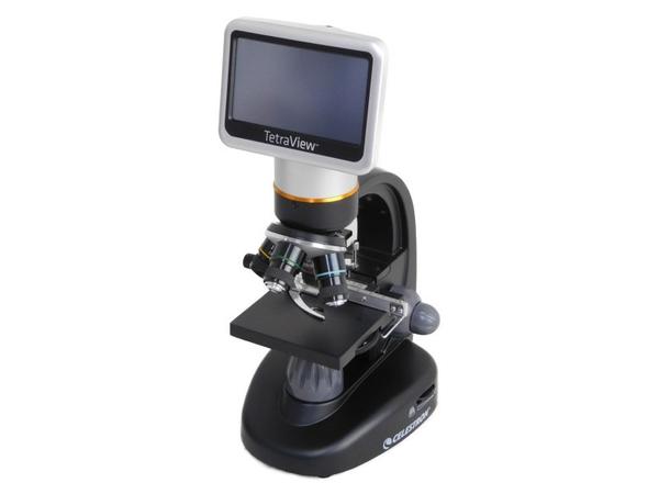 【中古】 CELESTRON セレストロン 44347 LCD デジタル 顕微鏡 N3524871