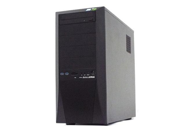 納得できる割引 【】 Thirdwave Diginnos GALLERIA ZJ デスクトップPC i7 8700K 3.70GHz 16GB SSD525GB HDD1.0TB GTX 1060 6GB Win 10 Home 64bit T3833494, ザッカズ生活雑貨がいつでも特価 58c97451