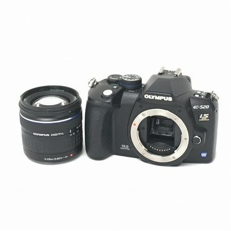 【中古】 OLYMPUS オリンパス E-520 レンズキット 一眼レフ カメラ W3670665