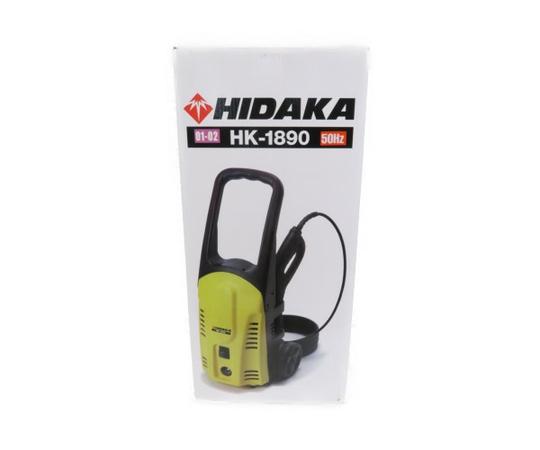 未使用 【中古】 HIDAKA ヒダカ HK-1890 家庭用 高圧洗浄機 50Hz 東日本仕様 S3893909