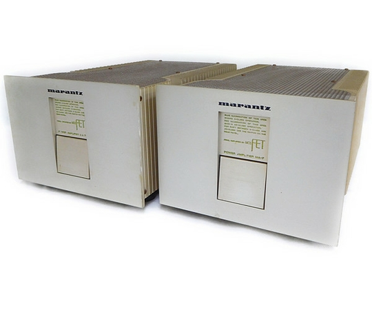 高い品質 【】Marantz マランツ MA-7 パワーアンプ 音響機器 N2153315, セイワソン 0e559465