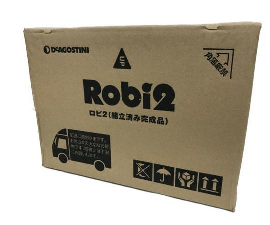 組立済み完成品 S5232417 【中古】 ROBI2 ロビ2 未使用 DeAGOSTINI JAPAN