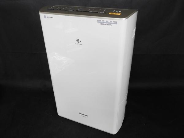美品 Panasonic パナソニック F YHMX120 N 衣類乾燥除湿機 シルキーシャンパン ハイブリット式 K198144154jLAR
