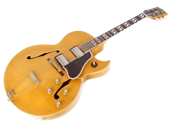 【中古】 Gibson ギブソン ES-350TDN セミアコ フルアコ ギター 1960年台 ビンテージ ハードケース 付 Y2873559