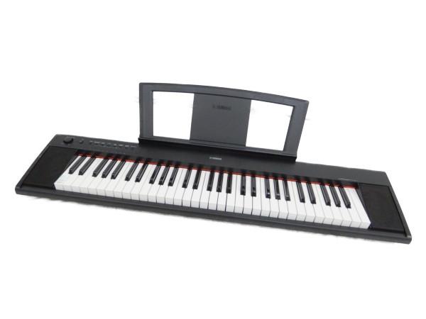 【中古】 YAMAHA ヤマハ piaggero NP-11 電子 キーボード 61鍵 鍵盤 楽器 Y3621900