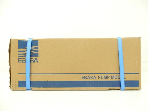 未使用 【中古】 未使用 エバラ 50DWV 6Hz 0.75KW 60Hz DWV型 汚物用 水中ポンプ F3650479