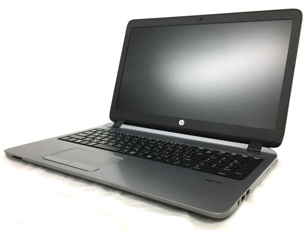 【中古】 HP ProBook 455 G2 15.6型 ノートパソコン A6 PRO-7050B 8GB 500GB Win7 T3518077