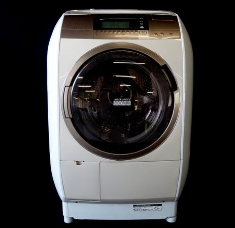 【中古】 HITACHI 日立 ビックドラム BD-V9700L N 洗濯機 ドラム式 10kg 左開き シャンパンゴールド 中古 【大型】 F3844893