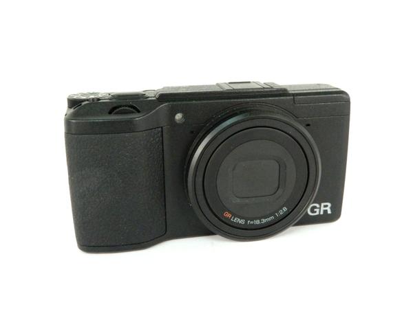 【中古】 RICOH リコー GR II カメラ コンデジ 機器 Y3536279