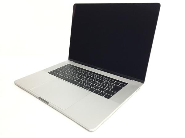 美品 【中古】 Apple アップル MacBook Pro MPTV2J/A ノート PC15.4型 2017 i7 7820HQ 2.9GHz 16GB SSD512GB High Sierra 10.13 Radeon Pro 560 T3522639