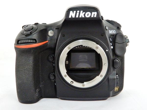 新作 【 Y2909152】 Nikon ニコン D810 カメラ デジタル デジタル 一眼レフ ボディ ニコン Y2909152, 波の音琉球:4c4b967f --- baecker-innung-westfalen-sued.de