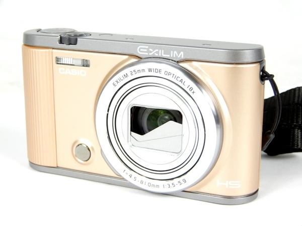 【中古】 CASIO カシオ エクシリム EX-ZR1700GD コンパクト デジタル カメラ デジカメ ゴールド K3469963
