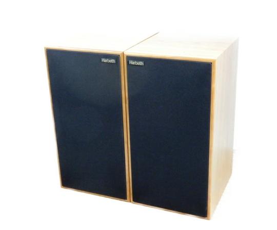 暮らし健康ネット館 【】 HARBETH ハーベス HL compact 7ES-3 スピーカー ペア 音響 オーディオ 元箱 K3720383, 川口BONSAI村 b99ef951