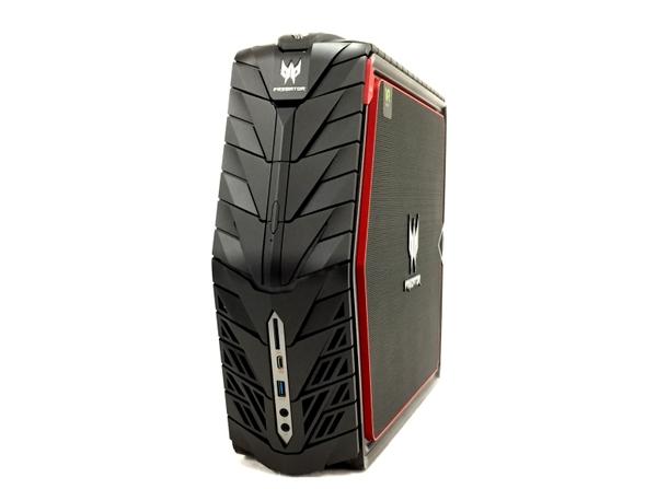 【中古】 Acer Predator G1-710 ゲーミング デスクトップ PC i7 6700 3.40GHz 16GB SSD256GB HDD1.0TB Win10 Home 64bit GTX1070 T3892065