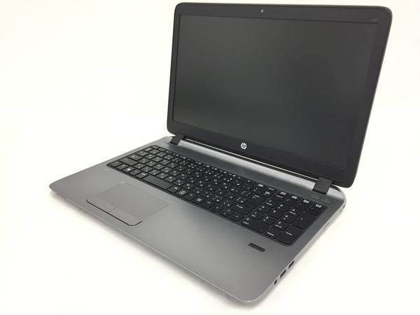 【中古】 HP ProBook 455 G2 ノート パソコン PC 15.6型 A6 PRO-7050B 2.2GHz 8GB HDD500GB Win7 Pro 64bit Radeon R4 T3518078