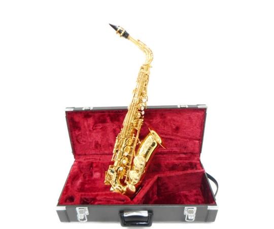 【中古】 YAMAHA YAS34-II アルトサックス 管楽器 ケース付 H3290362
