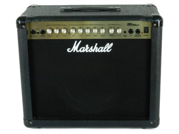 【中古】 Marshall マーシャル MG30DFX ギター アンプ ギターアンプ 音響 機器 Y3671068
