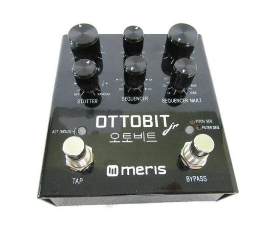 【中古】 meris Ottobit Jr エフェクター ビットクラッシャー N3504364