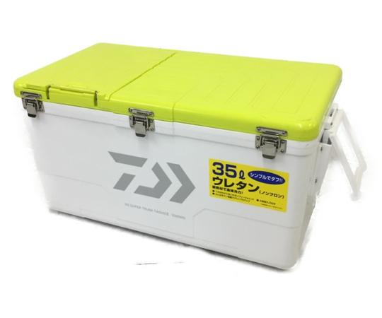【中古】DAIWA クーラーボックス NS TRUNK TAISHOII 3500WD N3888748