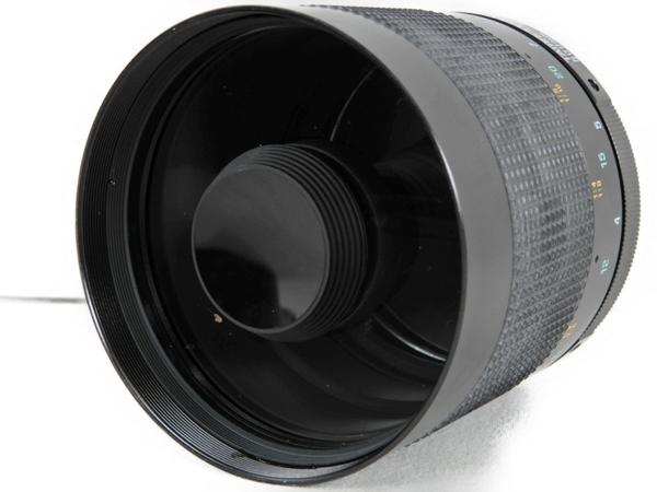 訳有 【中古】 TAMRON SP 500mm F8 TELE MACRO ミラーレンズ Nikon用 S3541689