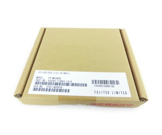 未使用 【中古】 FUJITSU サーバー用メモリ 8GB 2133RDIMM ×1 PY-ME08SB N2375251
