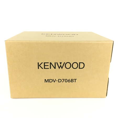 未使用 【中古】 KENWOOD MDV-D706BT カーナビ AVナビゲーション ハイレゾ対応 Y4355817