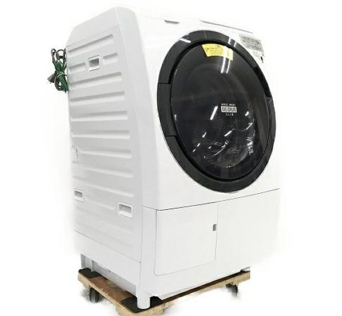 【中古 日立【大型】】 HITACHI BD-SG100BL ビッグドラム ドラム式 洗濯機 2018年製 W3910974 日立 洗濯機【大型】 W3910974, キタムラ:a092e89f --- sunward.msk.ru