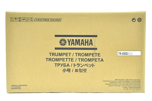 いいスタイル 未使用【】 GSII YAMAHA YTR-4335 GSII B♭トランペット スタンダード スタンダード【】 T3128749, フジカラープラザ宅配プリント:db07563a --- sample.houzefunds.com