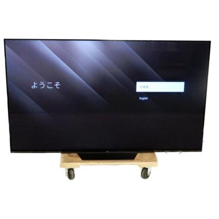 【中古】 良好 SONY BRAVIA KJ-55A8F 有機EL 55型 液晶 TV 映像 機器 ソニー 2018年製【大型】 Y4254628