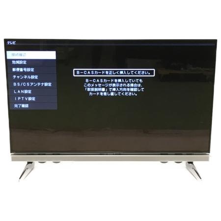 【中古】 SHARP シャープ AQUOS LC-52UD20 液晶 テレビ 52型 4K 映像 機器 楽直 【大型】 Y3819069