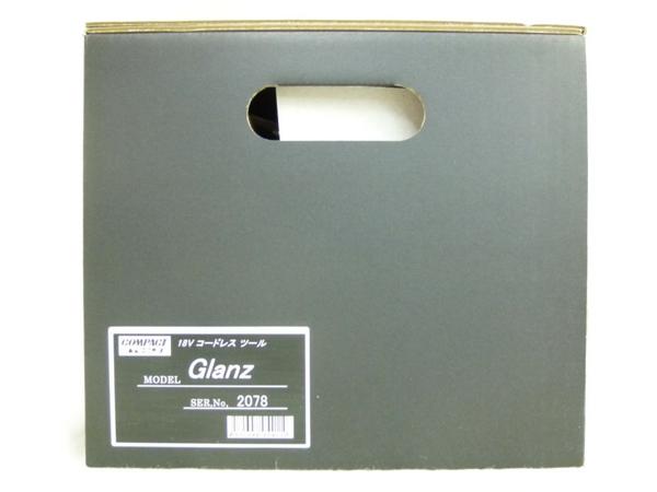 未使用 【中古】 コンパクトツール Glanz グランツ 18V コードレスツール N3165963