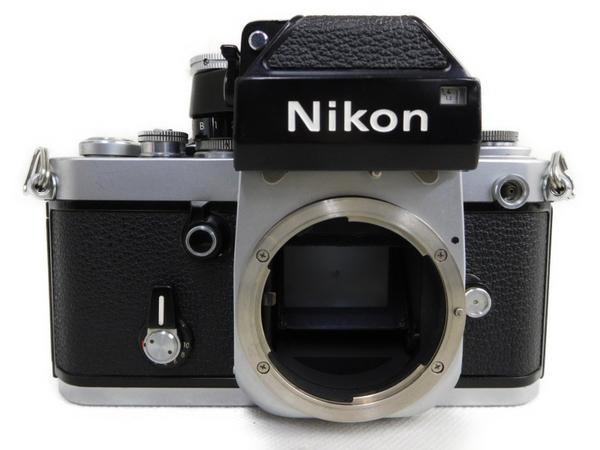 【中古】 Nikon F2 フォトミック ボディ 一眼レフ カメラ フィルムカメラ N3662814