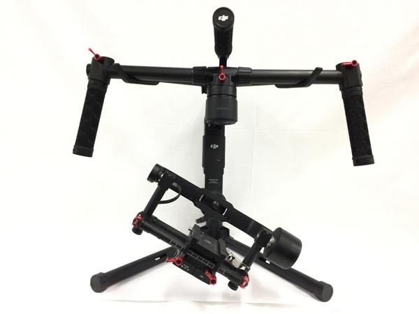 【中古】 DJI RONIN-M カメラスタビライザー 3軸ブラシレス ジンバル カメラ機器 ジャンク  Y2827859