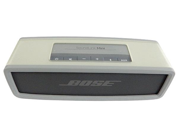 【中古】 BOSE ボーズ SoundLink Mini bluetooth スピーカー オーディオ 音響 機器 Y3663434