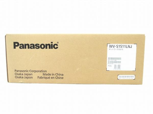 未使用 【中古】 Panasonic WV-S1511LNJ 監視カメラ i-PRO EXTREME ネットワーク カメラ パナソニック O3544207