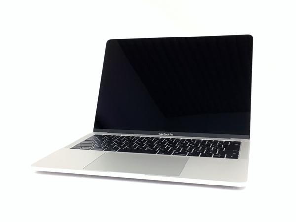 【中古】 良好 Apple アップル MacBook Pro MPXR2J/A Retina 13.3型 2017 i5 7360U 2.3GHz 8GB SSD128GB Mojave 10.14 T3878021