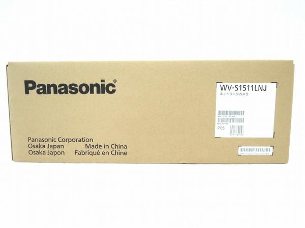 未使用 【中古】 Panasonic WV-S1511LNJ 監視カメラ i-PRO EXTREME ネットワーク カメラ パナソニック O3544215