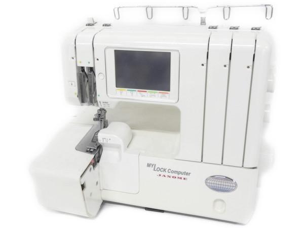 【返品送料無料】 【】 ジャノメ マイロック コンピューター 270B 888型 ミシン ケース付 F2283089, RIZING 98342d0a