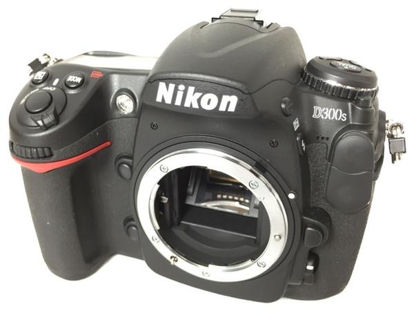 【中古】 Nikon ニコン D300S カメラ デジタル一眼レフ ボディ S4254446