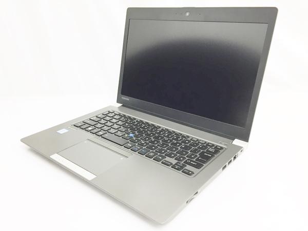 【中古】 TOSHIBA dynabook RZ63/AS PRZ63AS-NJB ノート パソコン PC 13.3型 FHD i7-6500U 2.50GHz 8GB SSD256GB Win10 Home 64bit T3832077