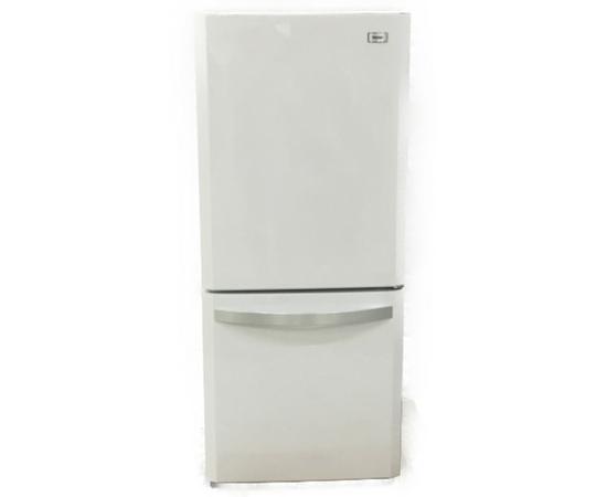 【中古】 Haier ハイアール JR-NF140K 冷蔵庫 2ドア 【大型】 K4919608