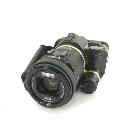 美品 【中古】 JVC Victor ビクター GC-YJ40 ビデオ カメラ ハイビジョン メモリー HD 機器 Y3915970