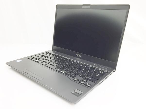 【中古】 FUJITSU FMVWC2U27 Core i5-8250U 1.60GHz 8GB SSD256GB ノート PC パソコン win10 Home 64bit T3844073